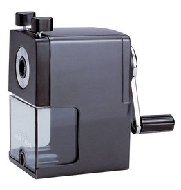 Caran d'Ache Pencil sharpener 466 black