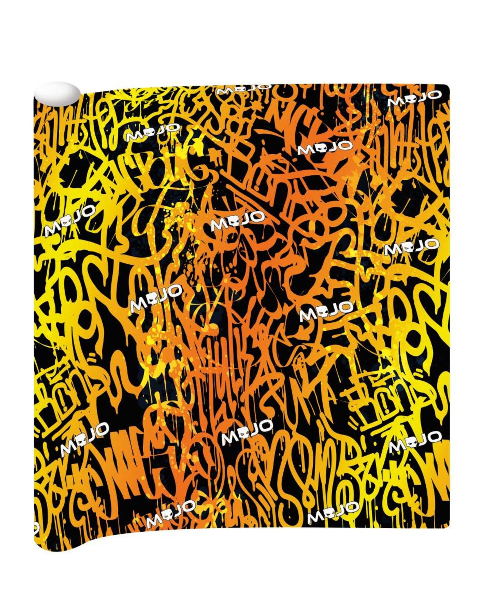 Kaftpapier Mojo graffiti