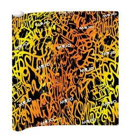 Wrapping paper Mojo graffiti