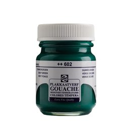 Talens Talens gouache extra fine quality 16ML Donkergroen