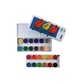 Talens Opaque watercolor paint set 24