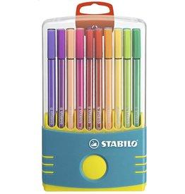 Stabilo pen 68 set 20 pastel