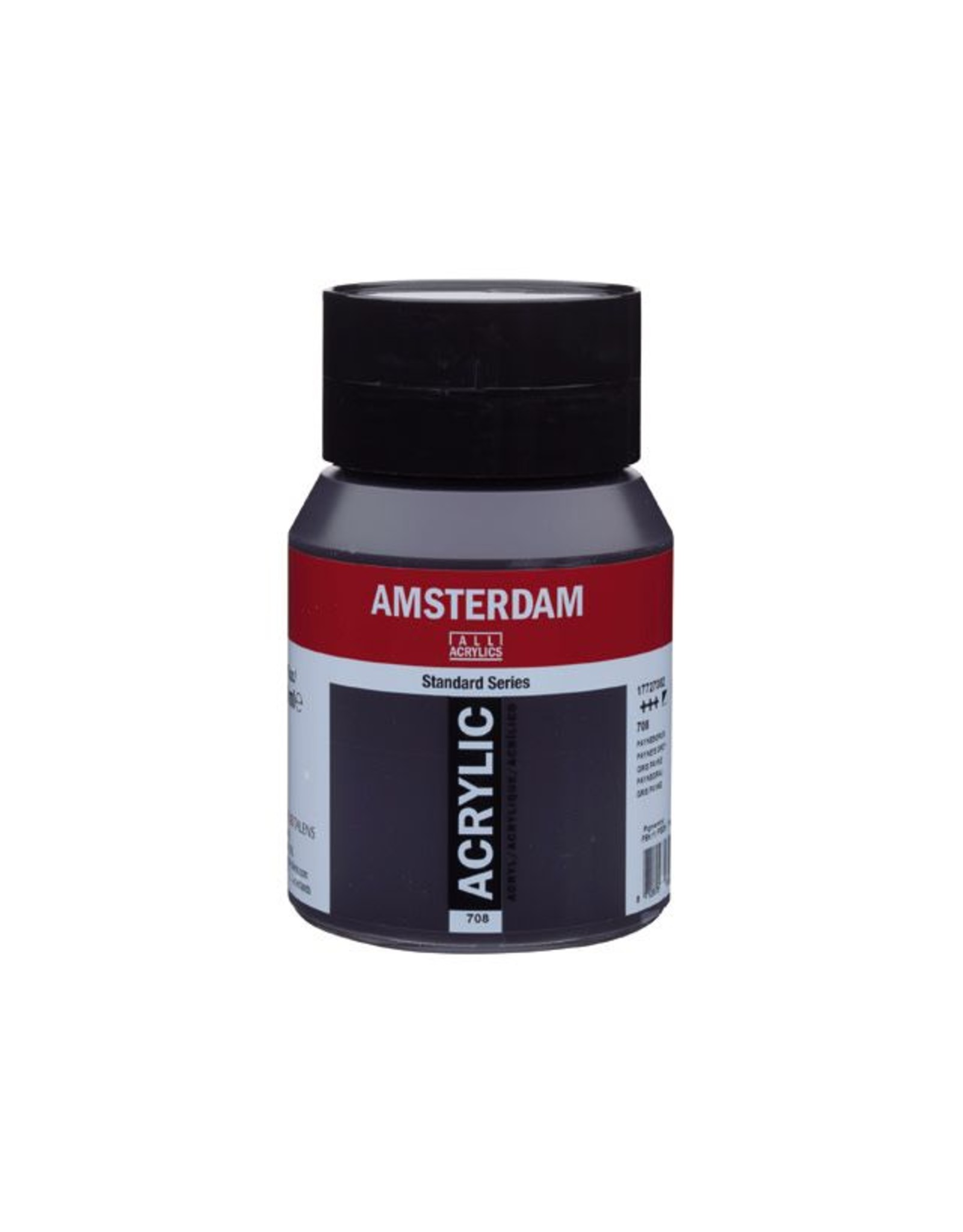 Talens Amsterdam acrylverf Paynesgrijs 500ML