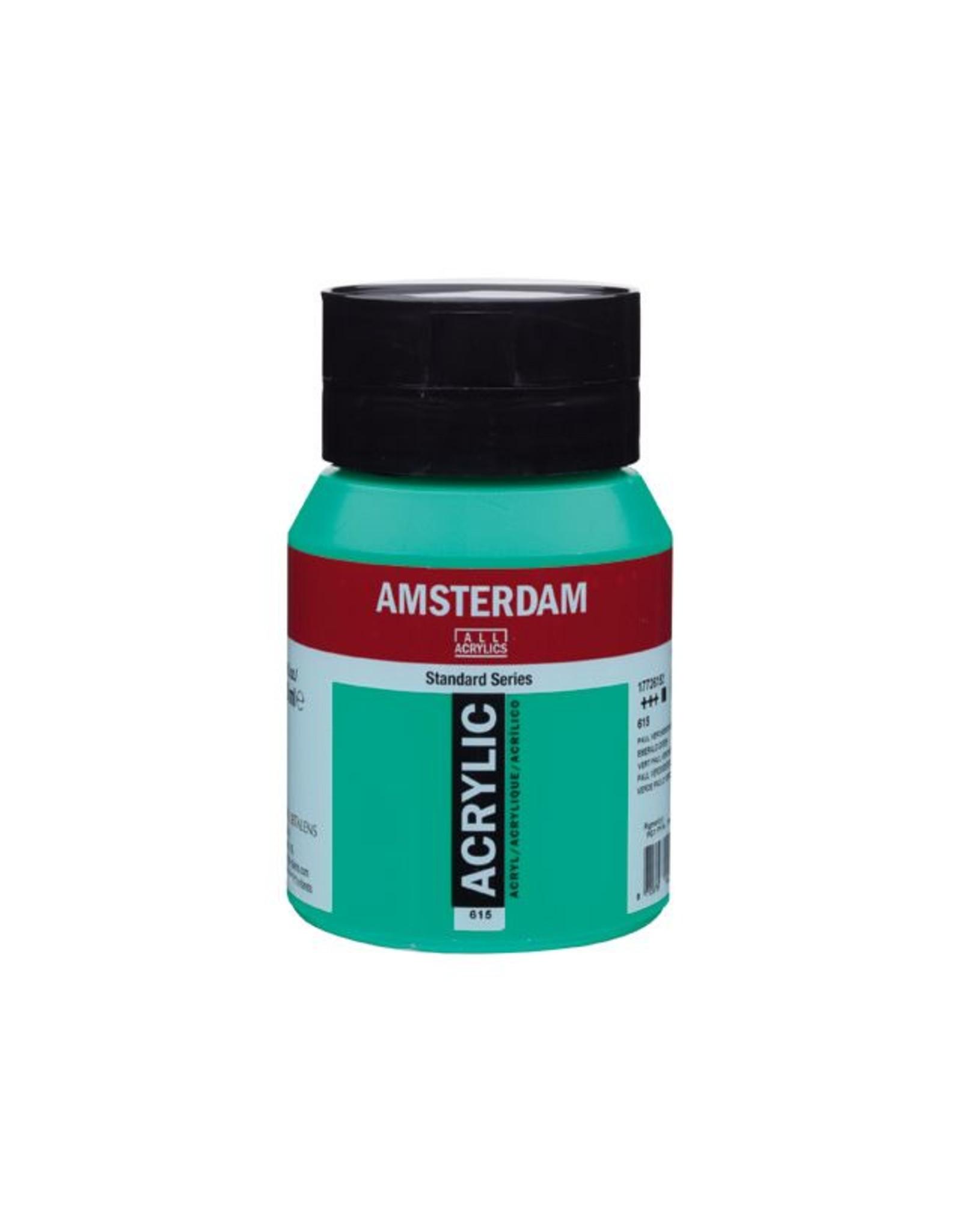 Talens Amsterdam acrylverf Paul Veronesgroen 500ML