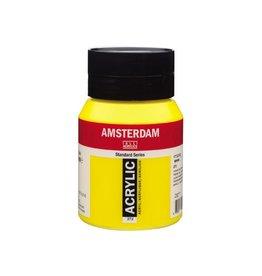 Talens Amsterdam acrylverf Transparant geel middel 500ML