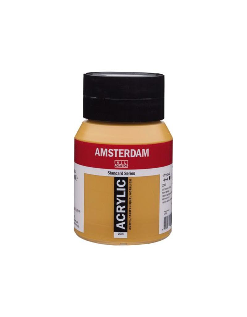 Talens Amsterdam acrylverf Sienna naturel 500ML