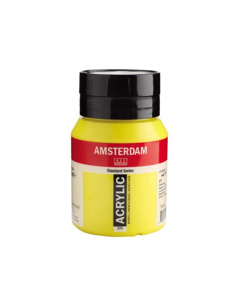 Talens Amsterdam acrylverf Primairgeel 500ML