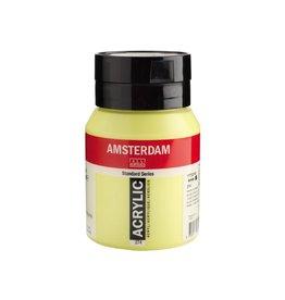 Talens Amsterdam acrylverf Nikkeltitaangeel 500ML