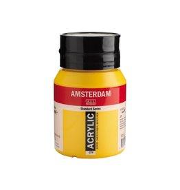 Talens Amsterdam acrylverf Azogeel donker 500ML