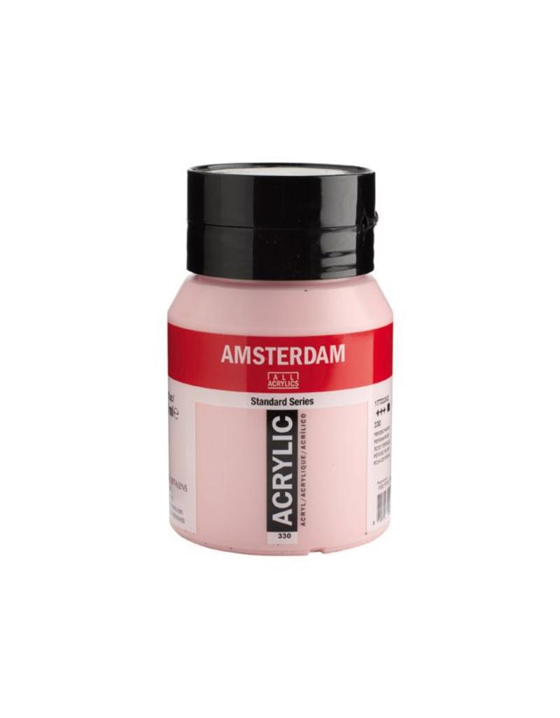 Talens Amsterdam acrylverf Perzischrose 500ML