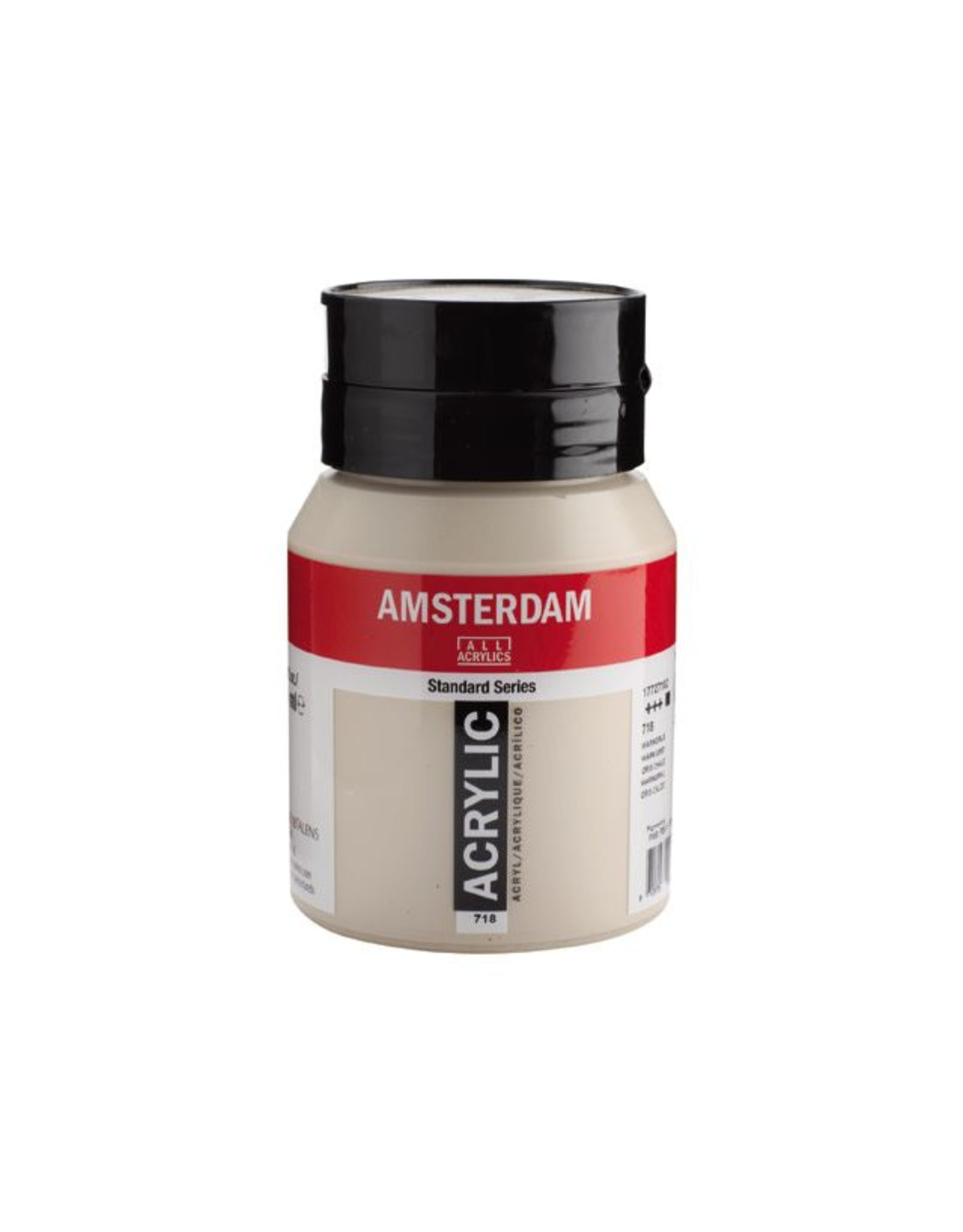 Talens Amsterdam acrylverf Warmgrijs 500ML