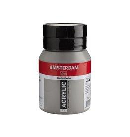 Talens Amsterdam acrylverf Neutraalgrijs 500ML