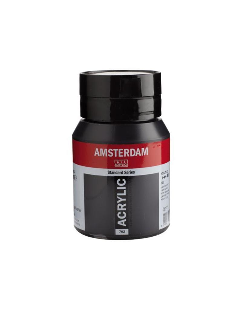 Talens Amsterdam acrylverf Lampenzwart 500ML