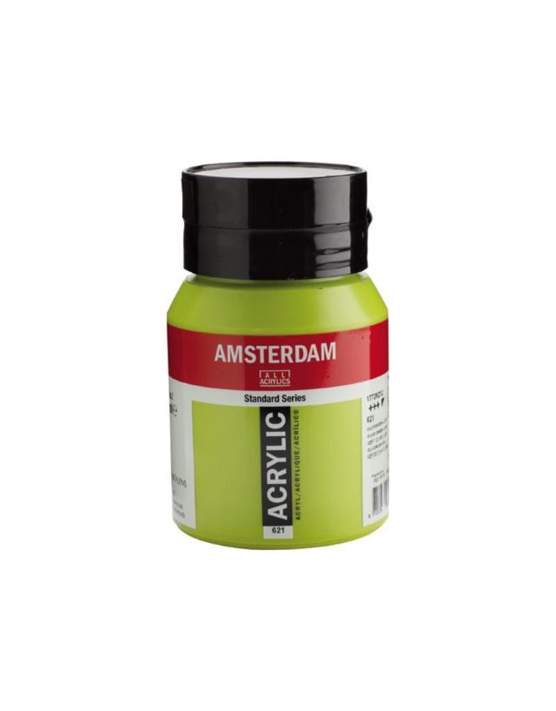 Talens Amsterdam acrylverf Olijfgroen licht 500ML