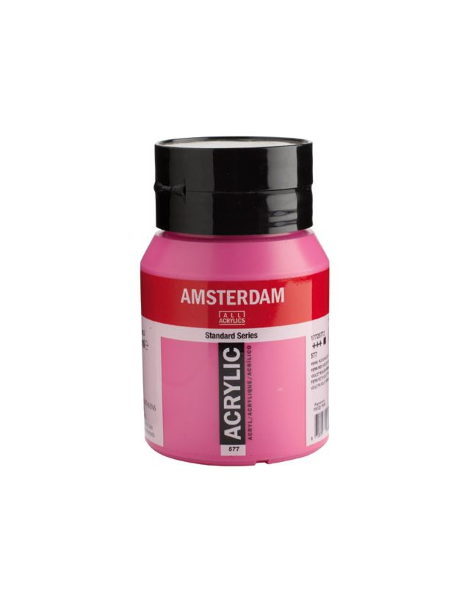 Talens Amsterdam acrylverf Perm. rood violet licht 500ML