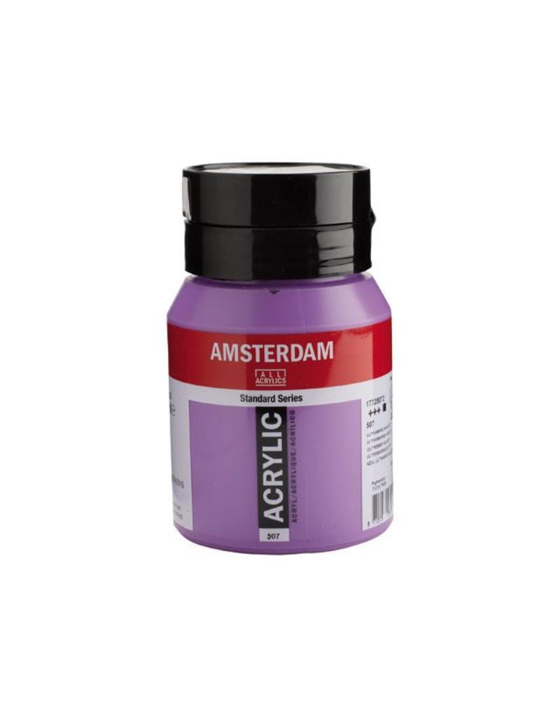 Talens Amsterdam acrylverf Ultramarijnviolet 500ML