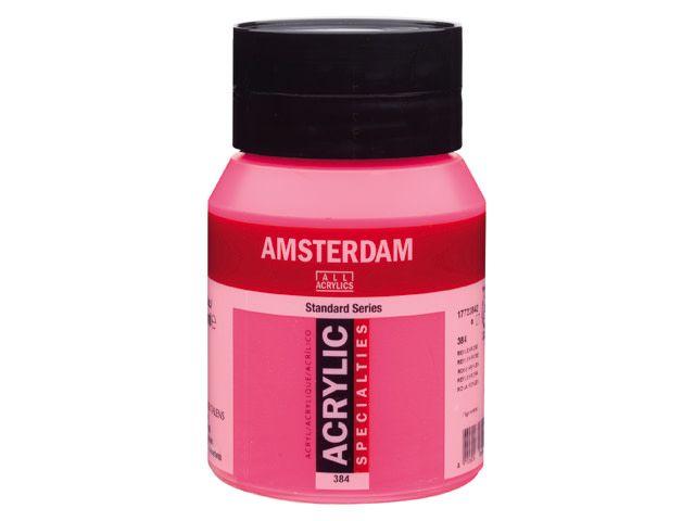 Talens Amsterdam acrylverf Reflexrose 500ML