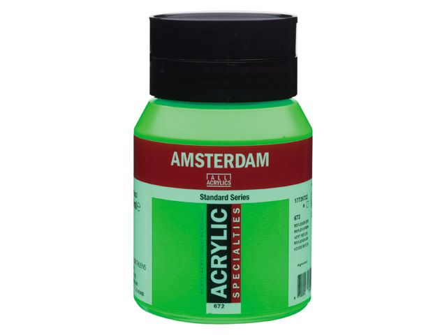 Talens Amsterdam acrylverf Reflexgroen 500ML