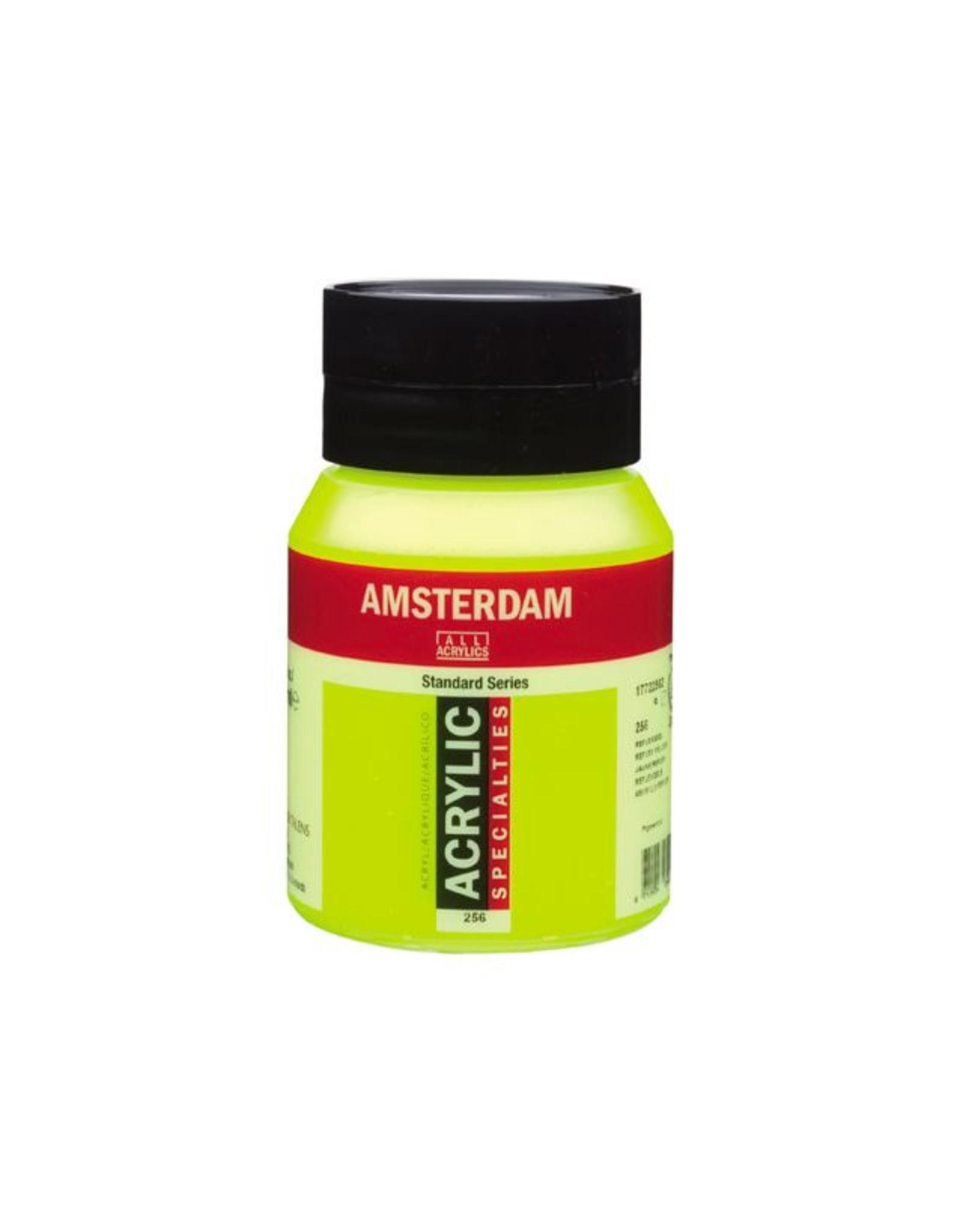 Talens Amsterdam acrylverf Reflexgeel 500ML