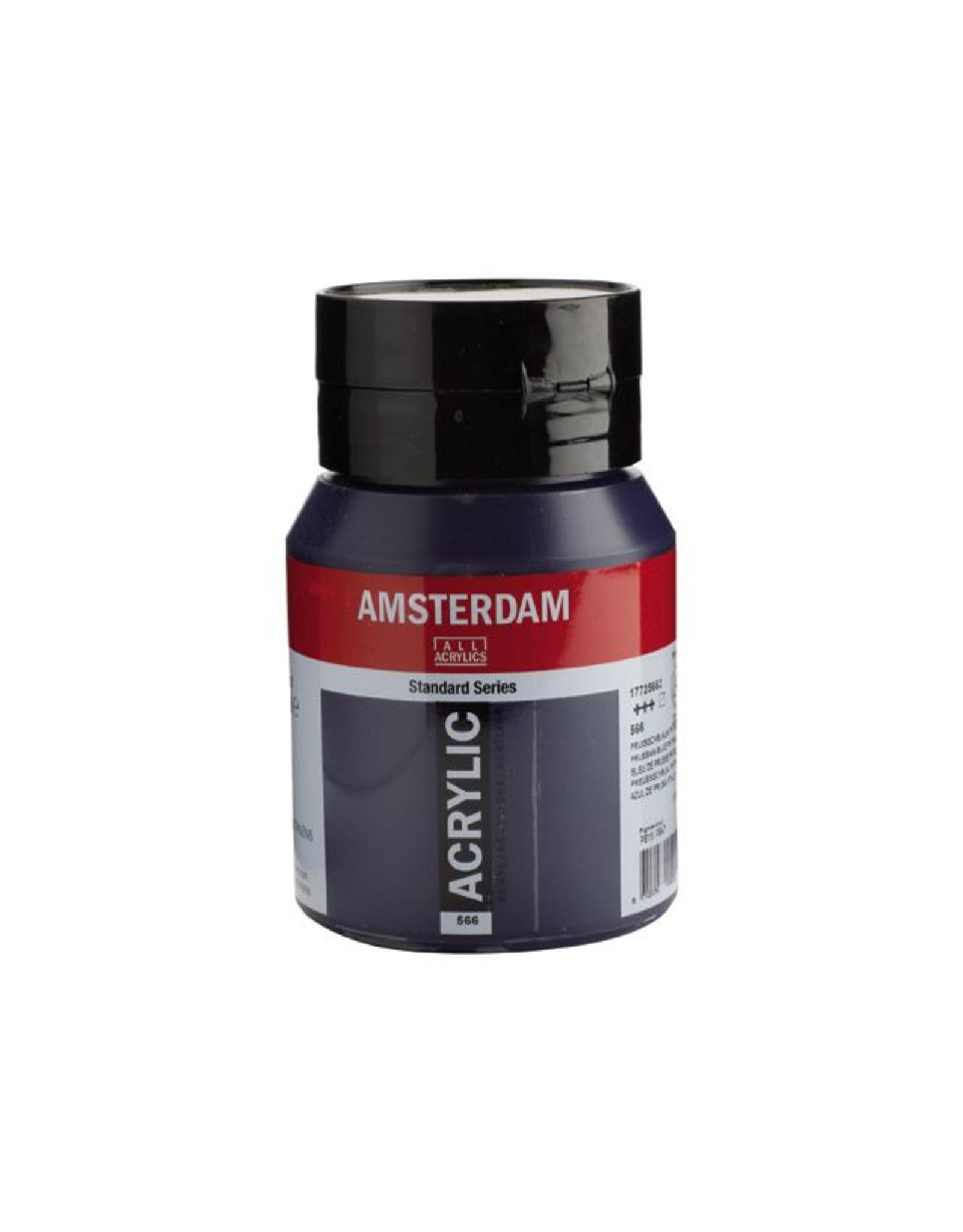 Talens Amsterdam acrylverf Pruisischblauw (phtalo) 500ML