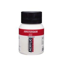 Talens Amsterdam acrylverf Parelwit 500ML
