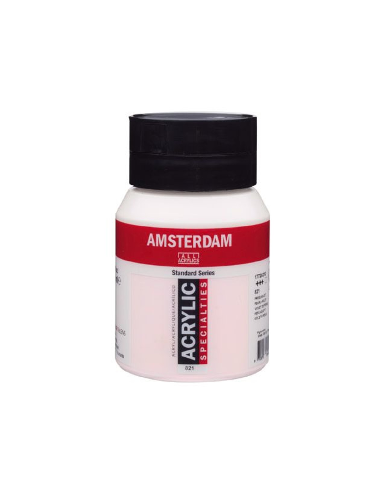 Talens Amsterdam acrylverf Parelviolet 500ML