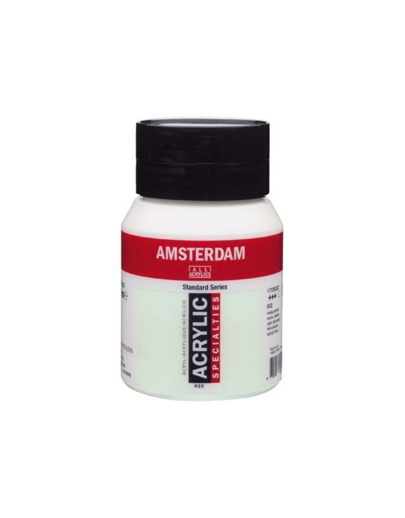 Talens Amsterdam acrylverf Parelgroen 500ML