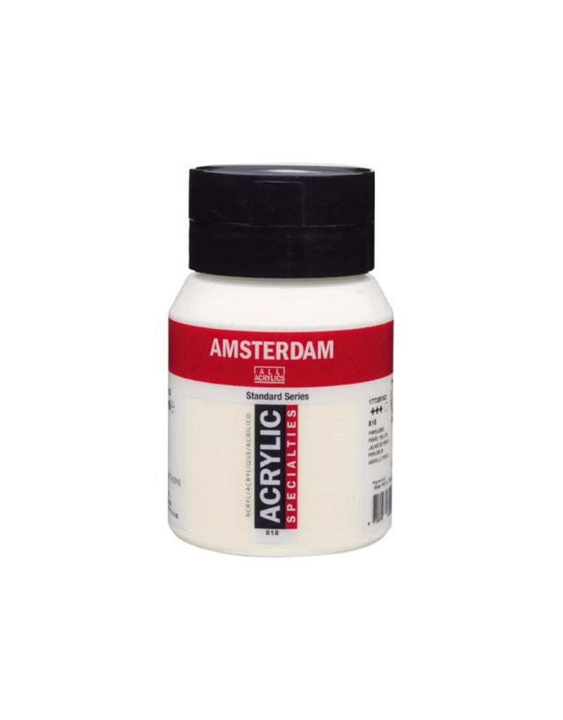 Talens Amsterdam acrylverf Parelgeel 500ML