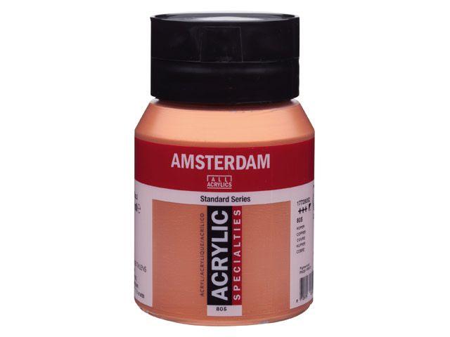 Talens Amsterdam acrylverf koper 500ML