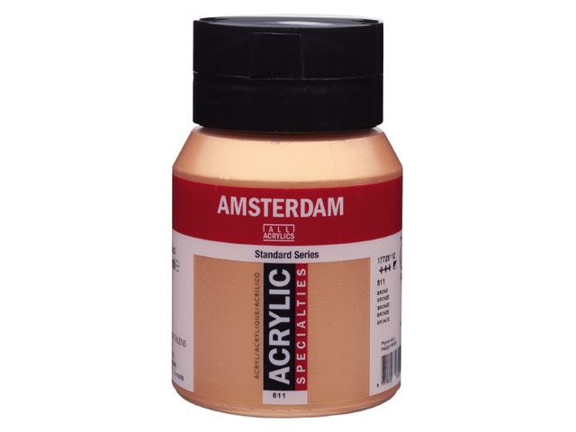 Talens Amsterdam acrylverf Brons 500ML