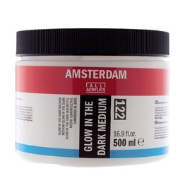 Talens Amsterdam glow in the dark medium 500ML