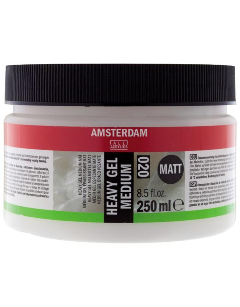 Talens Amsterdam heavy gel medium mat 250ML