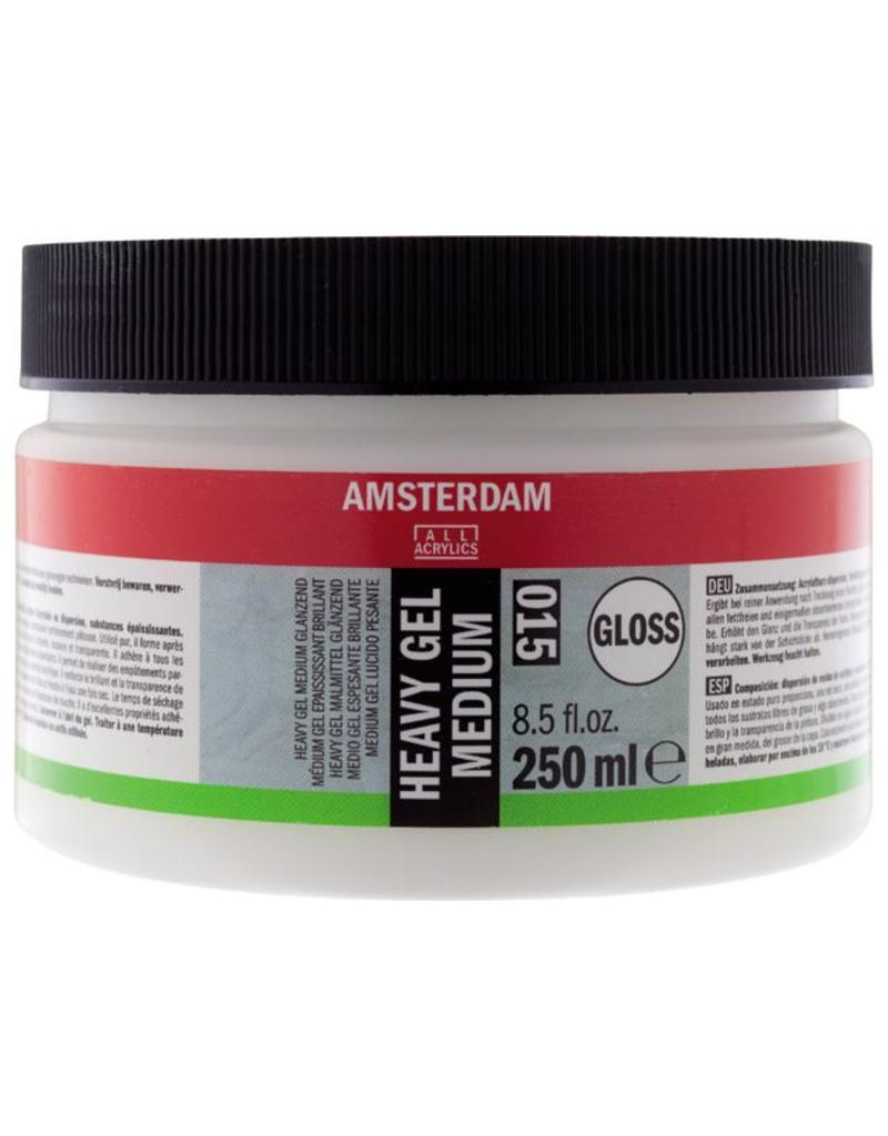 Talens Amsterdam heavy gel medium glanzend 250ML