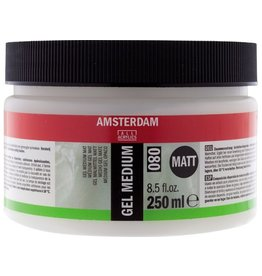 Talens Amsterdam gel medium mat 250ML