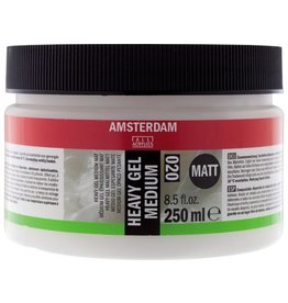 Talens Amsterdam extra heavy gel medium mat 250ML