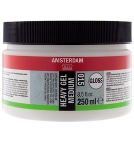 Talens Amsterdam extra heavy gel medium glanzend. 250ML