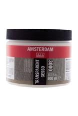 Talens Amsterdam primer transparant 500ML