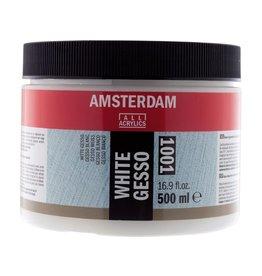 Amsterdam Amsterdam gesso wit 500ML