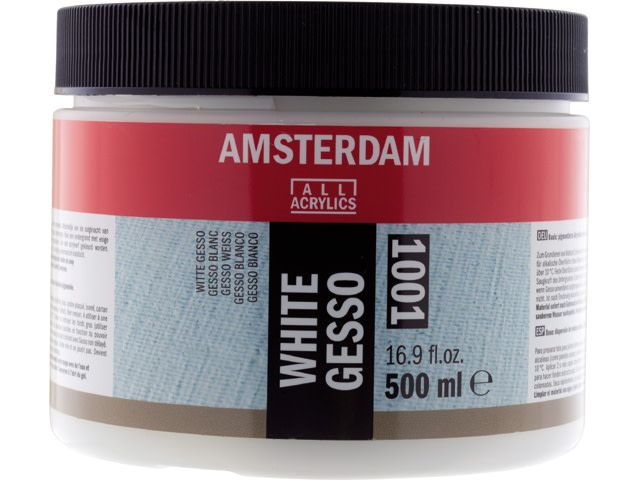 Amsterdam primer wit 500ML
