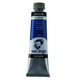 Talens Van Gogh olieverf tube 40ML Phtaloblauw