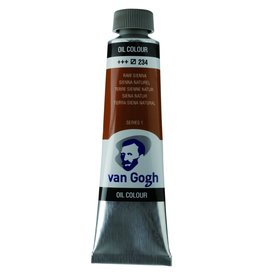 Talens Van Gogh olieverf tube 40ML Sienna naturel