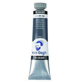 Talens Van Gogh olieverf tube 40ML Paynesgrijs