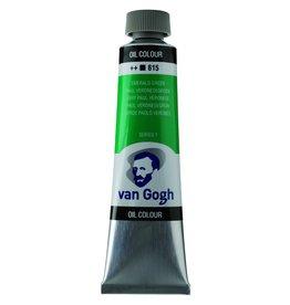 Talens Van Gogh oil paint tube 40ML Emerald green