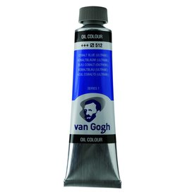 Talens Van Gogh oil paint tube 40ML cobalt blue (ultram.)