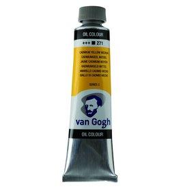 Talens Van Gogh olieverf tube 40ML Cadmiumgeel middel