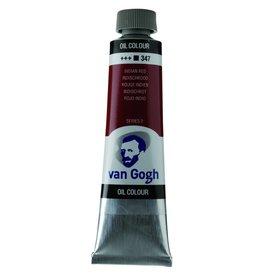 Talens Van Gogh olieverf tube 40ML Indischrood