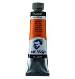 Talens Van Gogh olieverf tube 40ML Indischgeel