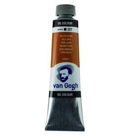 Talens Van Gogh olieverf tube 40ML Gele oker