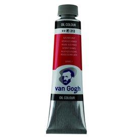 Talens Van Gogh olieverf tube 40ML Azorood donker