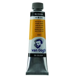 Talens Van Gogh olieverf tube 40ML Azogeel donker